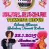 BURLESQUE Travesti Revue
