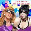 Travesti show s Crazy Goddess (Roxana,Stefany)